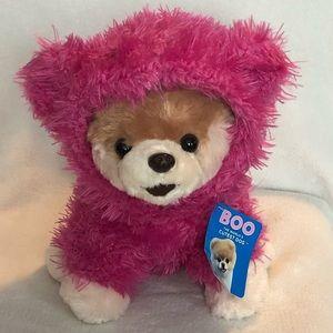 Gund Boo Pomeranian  cutest dog plush stuffed toy